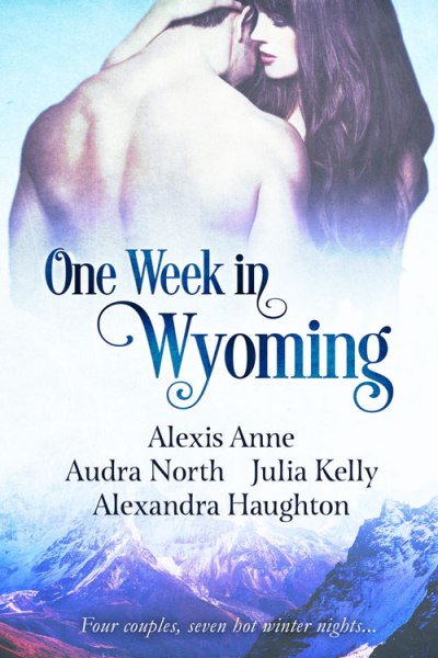 One Week In Wyoming Cover